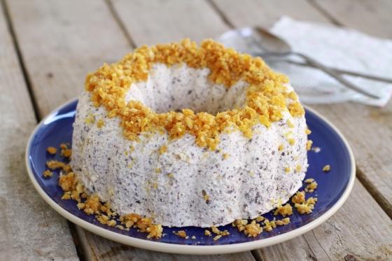 αρμενοβίλ, ice cream cake, no bake, recipe, συνταγή, Θεσσαλονικιώτικο Αρμενοβίλ, semifredo, cool artisan, Γαβριήλ Ν ικολαίδης 2