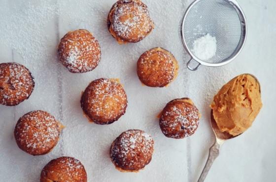 peanut butter , whoopie pies, recipe, συνταγή, μπισκότα , φυστικοβούτυρο, σοκολάτα, καρύδι, Γαβριήλ Νικολαΐδης, cool artisan