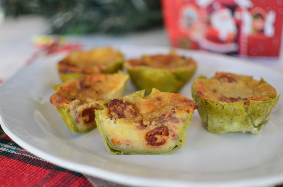 Lasagna Cupcakes Recipe | Cool Artisan